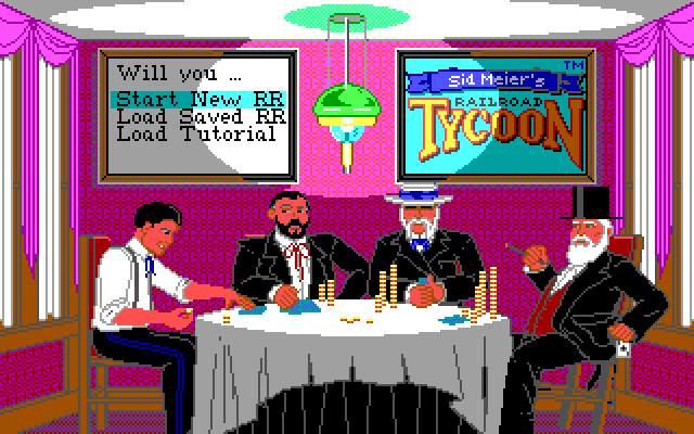 Railroad Tycoon Deluxe 1.0 Screenshot