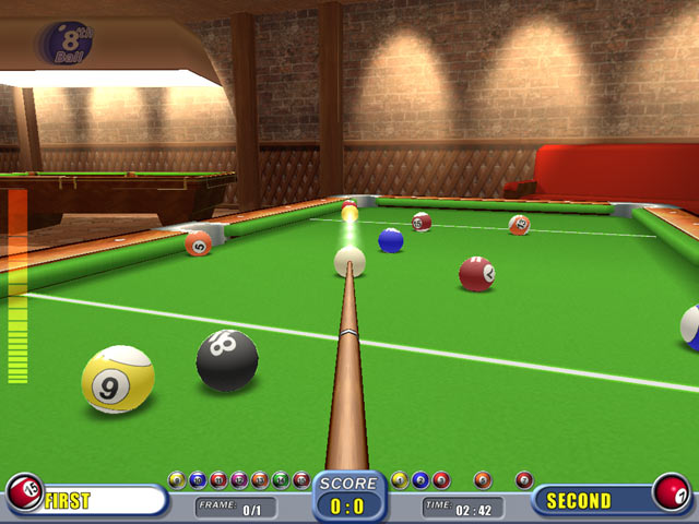 Real Pool 1.0 Screenshot