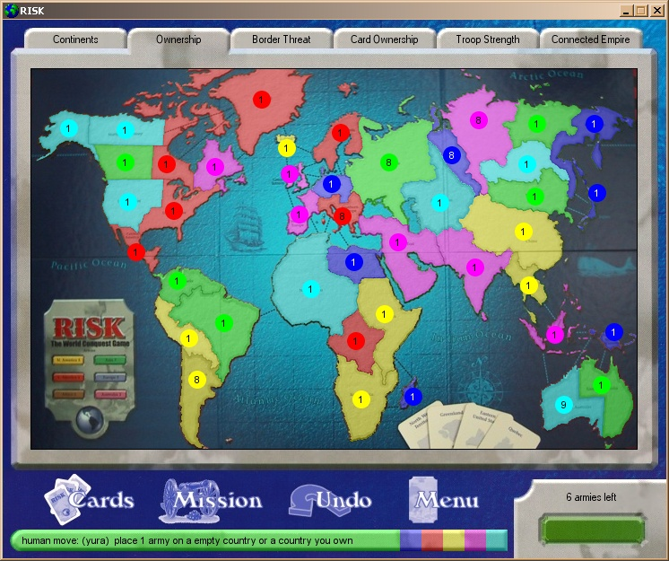 Domination 1.1.0.6 Screenshot