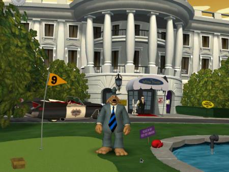 Sam & Max: Abe Lincoln Must Die 1.0 Screenshot