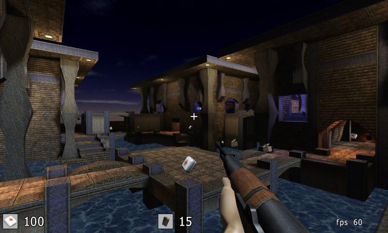 Cube 2 - Sauerbraten Screenshot