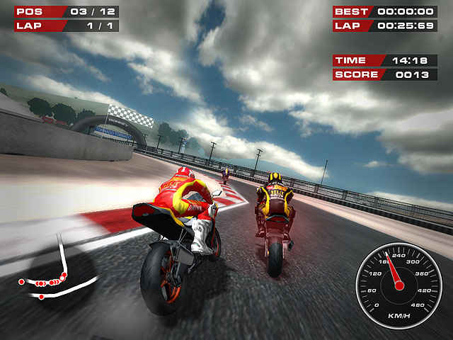 Superbike Racers 1.0 Screenshot