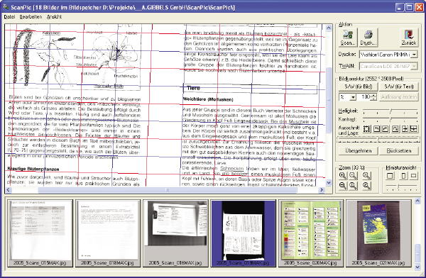 ScanPic Screenshot
