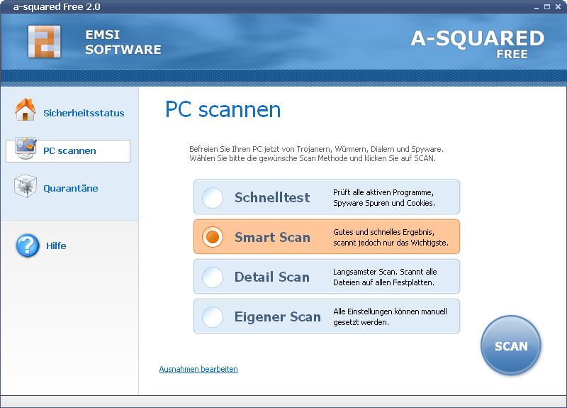 a-squared free Screenshot