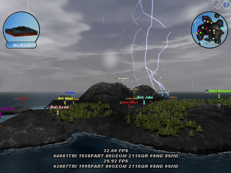 Scorched 3D 43.3 Screenshot