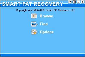Smart Fat Recovery 3.2 Screenshot