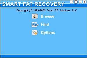 Smart Fat Recovery Screenshot