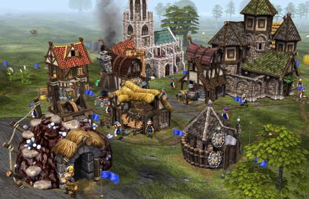 Die Siedler: Aufbruch der Kulturen 1.0 Screenshot