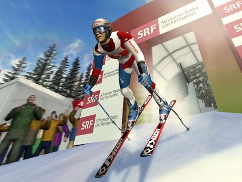 Ski Challenge 2016 1.0 Screenshot