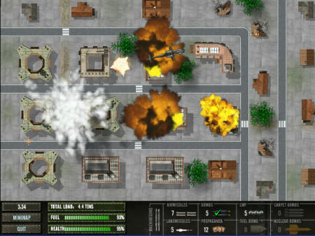 Skies of War 1.1 Screenshot