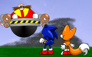Sonic Robo Blast 2 2.0.5 Screenshot