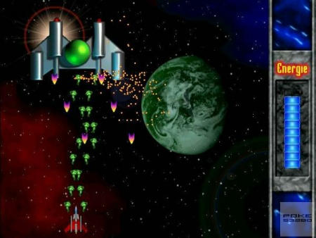 Space Invasion Screenshot