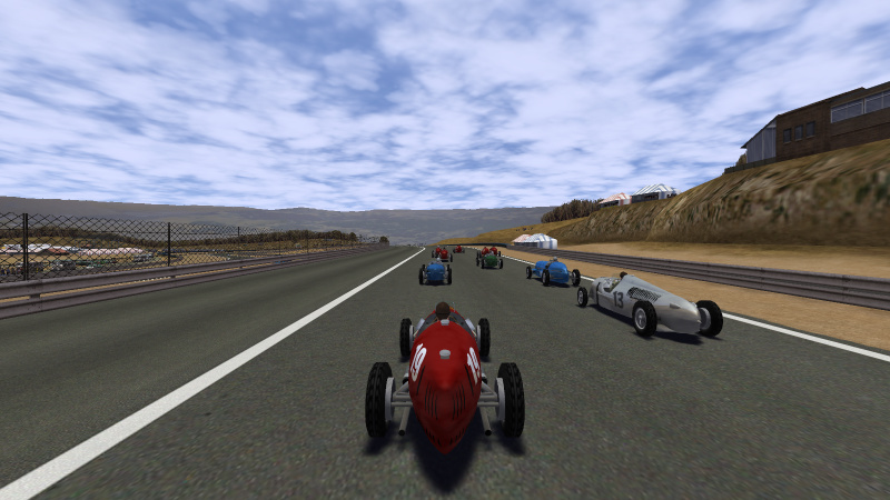 Speed Dreams 2.0.0 Screenshot