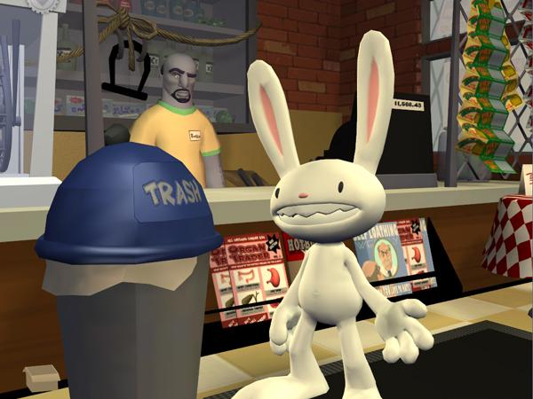 Sam & Max: Culture Shock 1.0 Screenshot