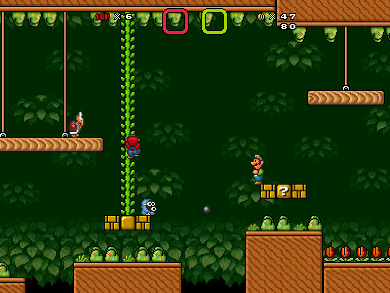 Super Mario Bros. X 1.3.0.1 Screenshot