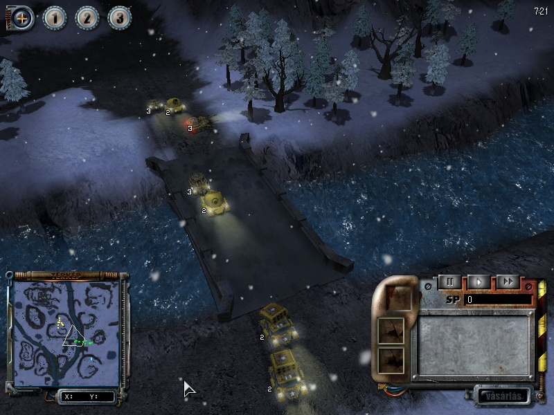 S.W.I.N.E. Screenshot