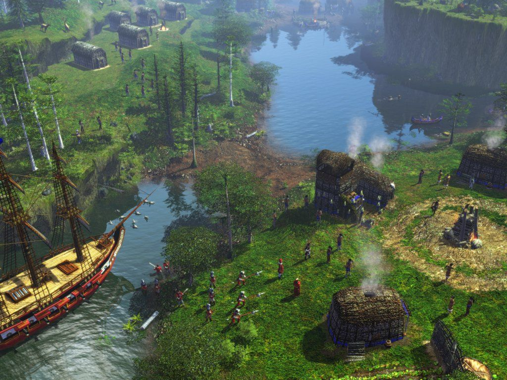 Age of Empires 3: The WarChiefs 1.0 Screenshot