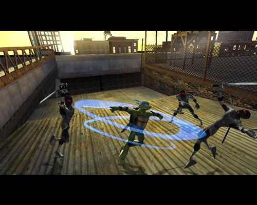 Teenage Mutant Ninja Turtles 1.0 Screenshot