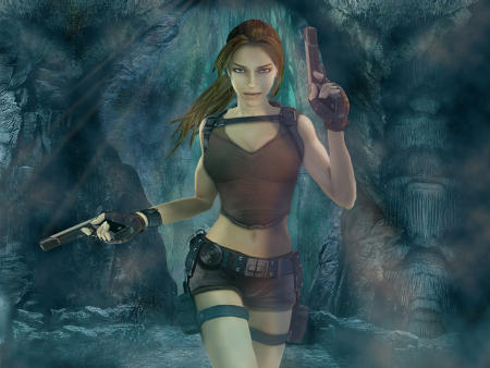 Tomb Raider: Underworld 1.0 Screenshot