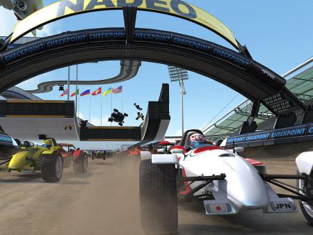 TrackMania Nations Forever 1.0 Screenshot