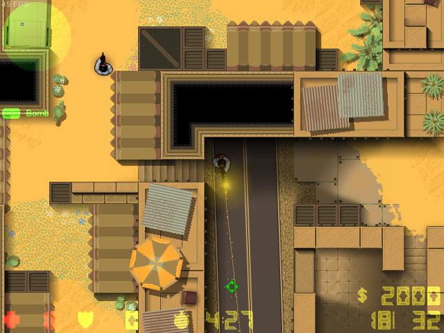 Counter-Strike 2D Screenshot