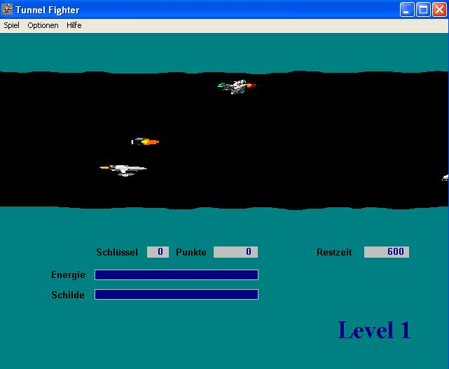 Tunnel Fighter Screenshot