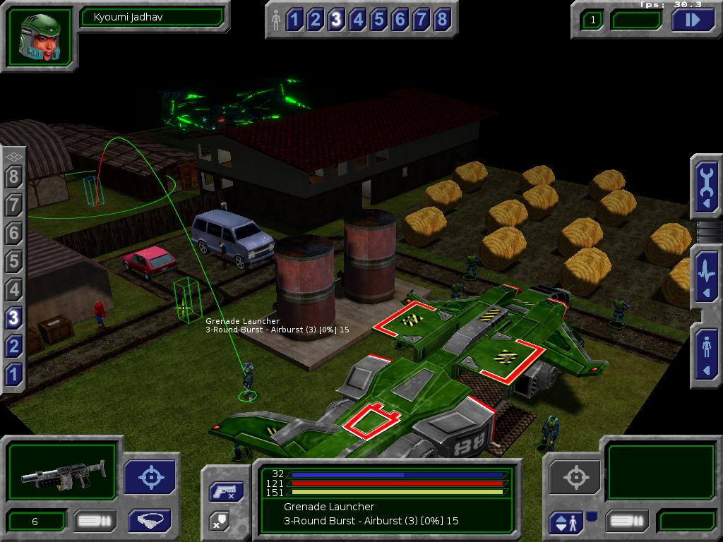 UFO - Alien Invasion 2.4 Screenshot