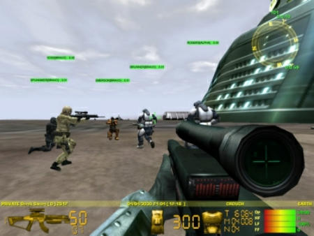 Universal Combat 2.031 Screenshot