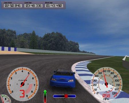 VDrift 2011-10-22 Screenshot