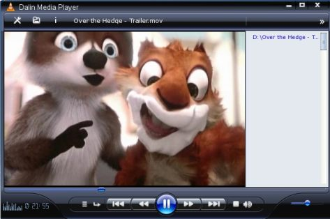 VLC media player 2.2.4 Screenshot