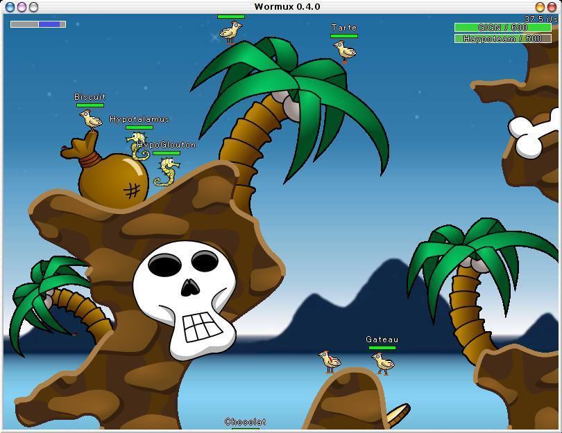 WarMUX 11.04.1 Screenshot