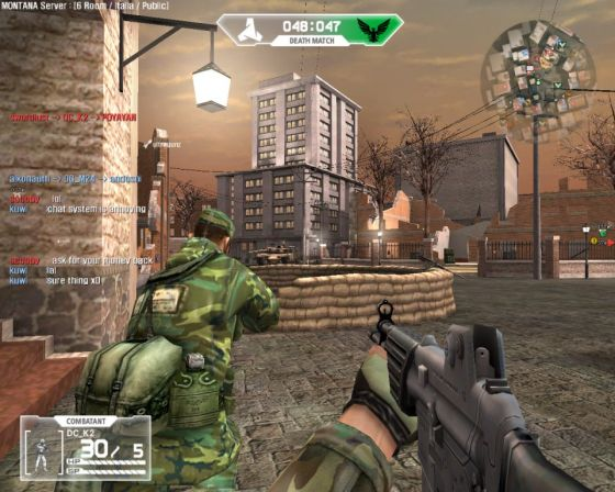 War Rock Screenshot