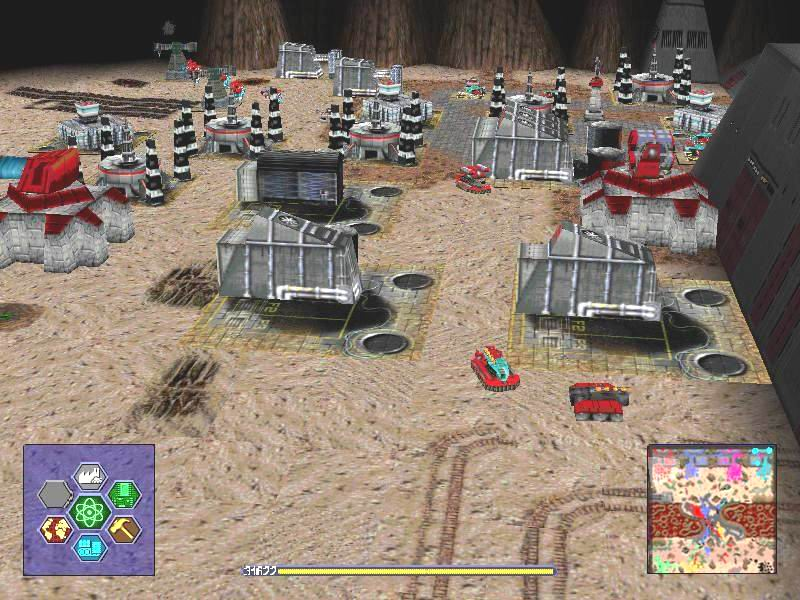 Warzone 2100 2.3.9 Screenshot