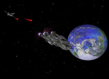 Wing Commander - Privateer Gemini Gold 1.03 Screenshot