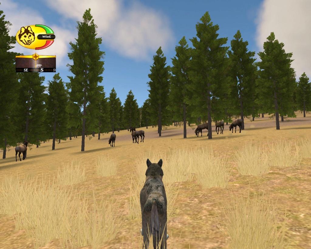 WolfQuest 2.5.1 Screenshot