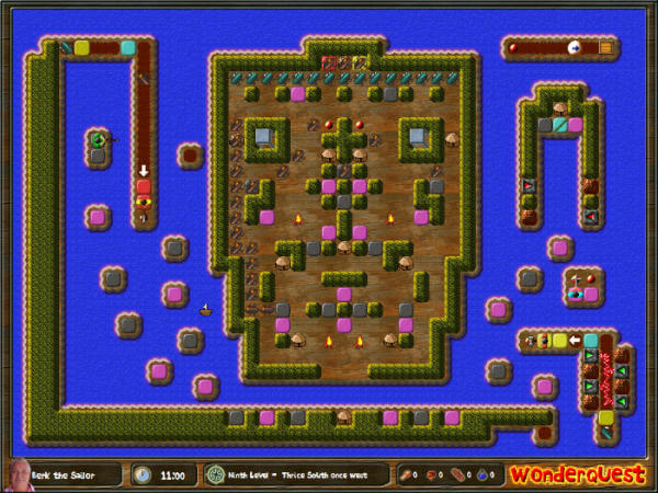 Wonderquest Dreams 4.1 Screenshot