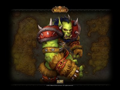 world of warcraft wallpaper orc. Wallpaper Orc 2