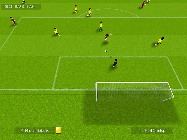 World Wide Soccer 1.0 Screenshot