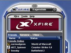 Xfire 2.38 Screenshot