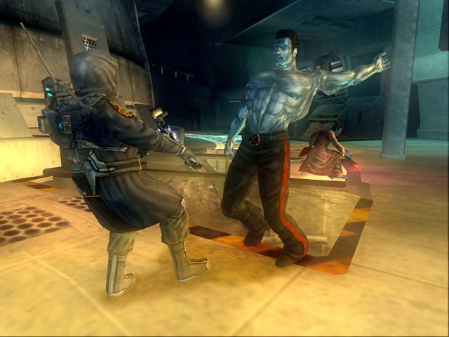 X-Men: The Official Game  Screenshot