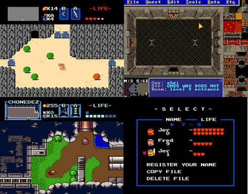 Zelda Classic 2.10 Screenshot