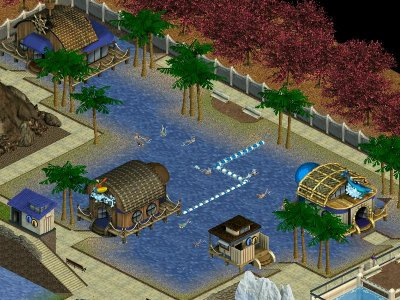 Zoo Tycoon 2 Marine Mania 1.0 Screenshot