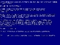 BlueScreen Screensaver Screenshot